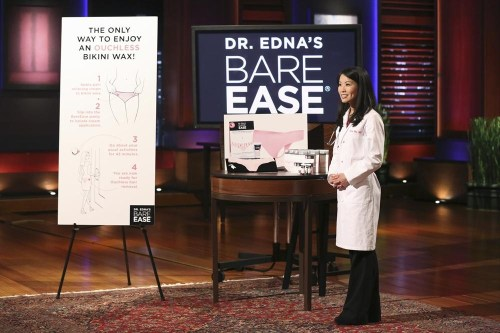 Bare Ease by Dr. Edna painless bikini Wax from Shark Tank