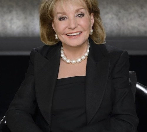 Barbara Walters Says Goodbye