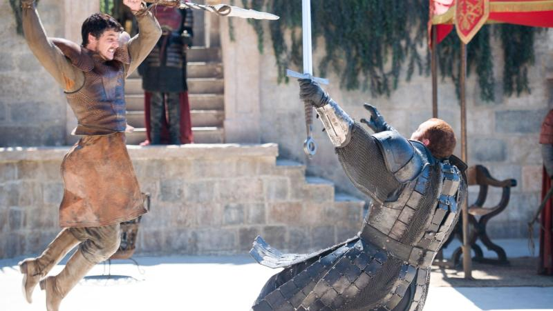 Game of Thrones Swordfight