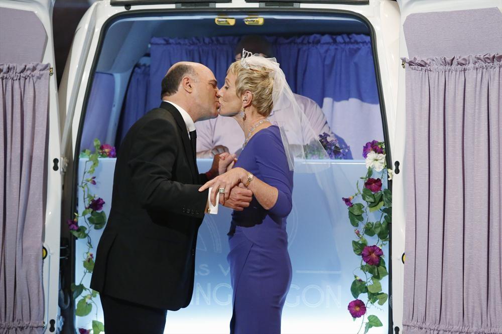 Shark Tank Premiere  Barbara Kevin Married?