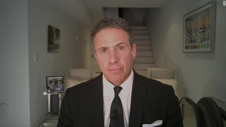 Chris Cuomo Tests Positive for Corona Virus