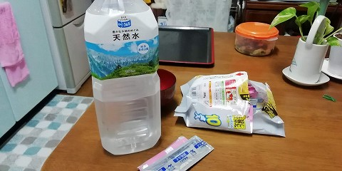 夏場は冷やし味噌汁がうまいんです!