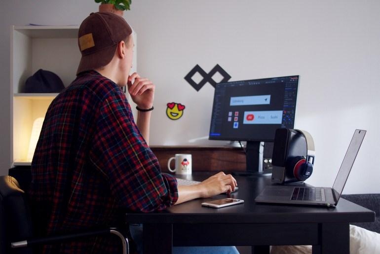 Menjadi fulltime freelancer