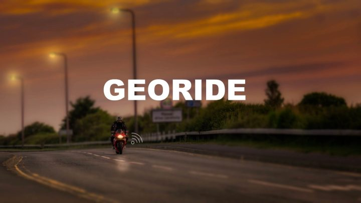 Georide : Tracker GPS moto de Walane