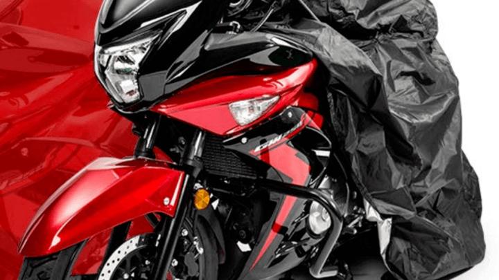 Top 5 des housses moto