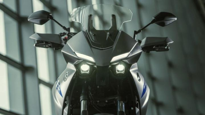 La nouvelle Yamaha Tracer 700 : Nouveau look
