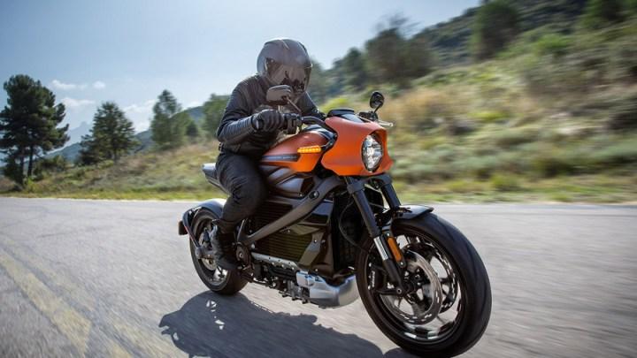 Harley-Davidson LiveWire : 24 heures sur une moto électrique
