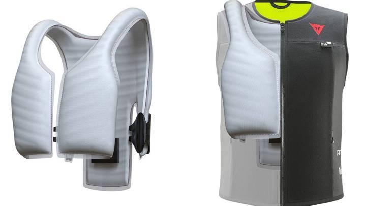 Airbag moto D-Air Smart Jacket de Dainese