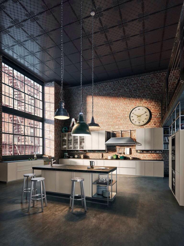 Luminaire de cuisine et espace de vie quel est votre style