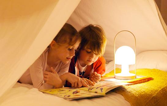 Lampe Sans Fil Follow Me Dite Chez Marset Design Et