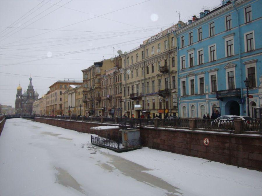 Петербург февраль 2013