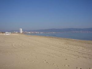 Солнечный берег. Конец октября.