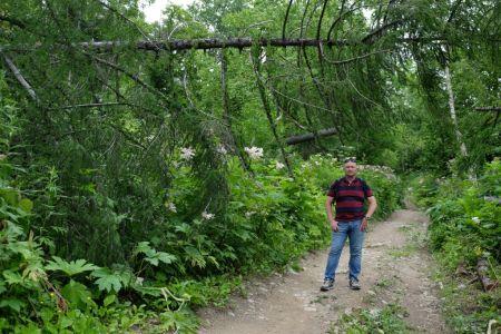 Поход в окрестностях Южно-Сахалинска