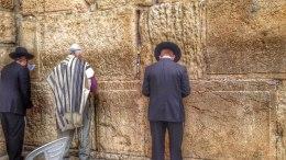 Стена плача Иерусалим Израиль blognemo