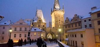 Уральские авиалинии: прямые перелеты из Москвы в Прагу за 8400 рублей (с багажом)