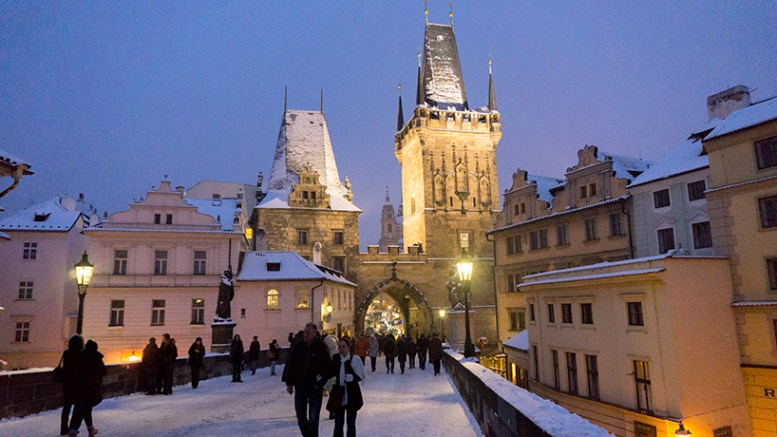 blognemo.ru Прага Чехия Карлов Мост