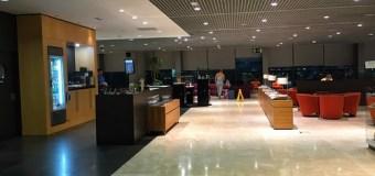 Бизнес зал аэропорта Малага (Испания)
