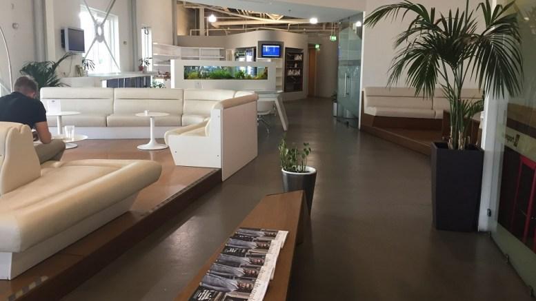 Swissport Executive Lounge, Athens Airport