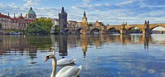Отличная цена: прямые рейсы из Петербурга в Прагу за 8800 рублей туда-обратно в марте!