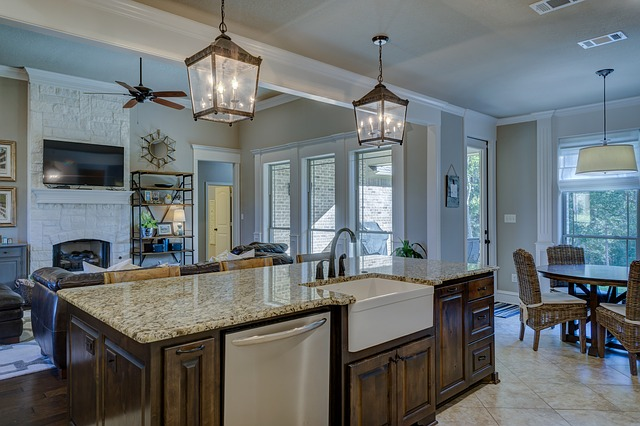 a beautifully crafted kitchen