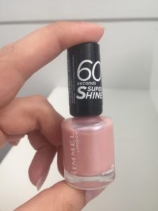 RIMMEL NAILVARNISH