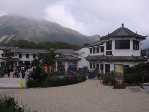 arrival bronze buddha village