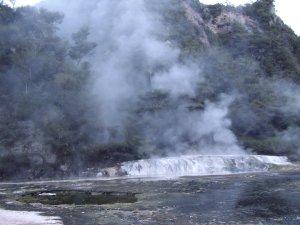 sulphur lakes Rotorua nz