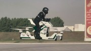 Hi-tech Hover Bikes (The Latest Addition to Dubai Police Force)