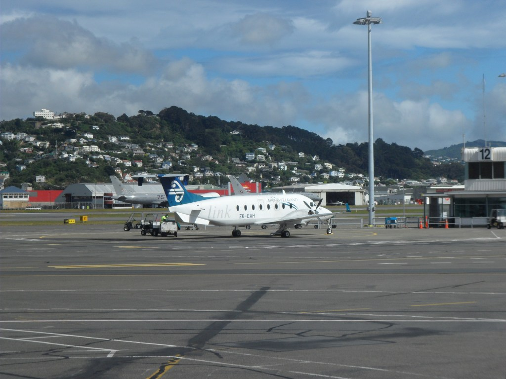 Air New Zealand Cessna Caravan plane
