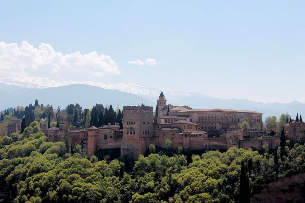 Arabic Palace, Granada