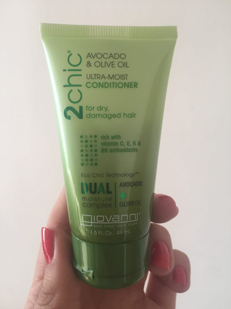 Giovanni 2Chic conditioner