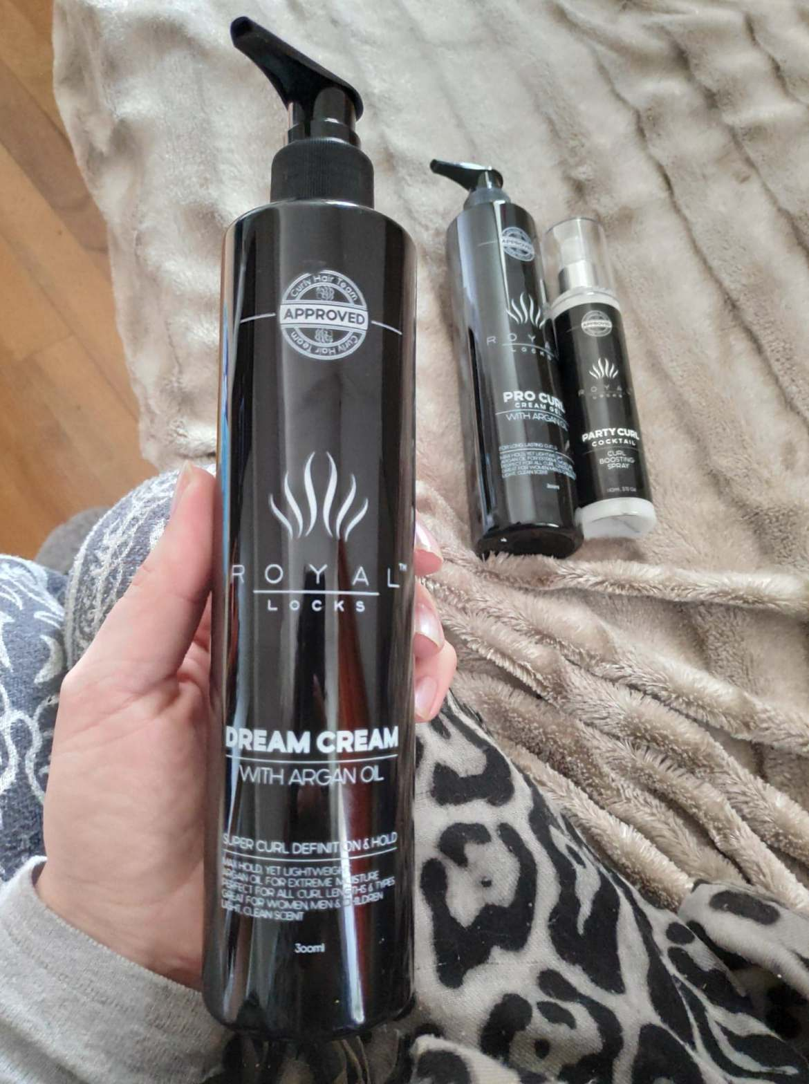 ROYAL LOCKS DREAM CREAM