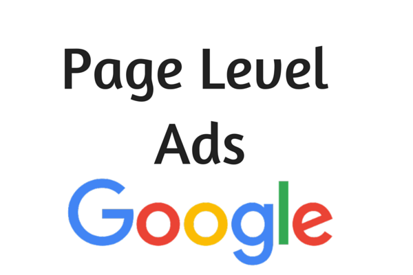How to Enable Page Level Ads on AdSense