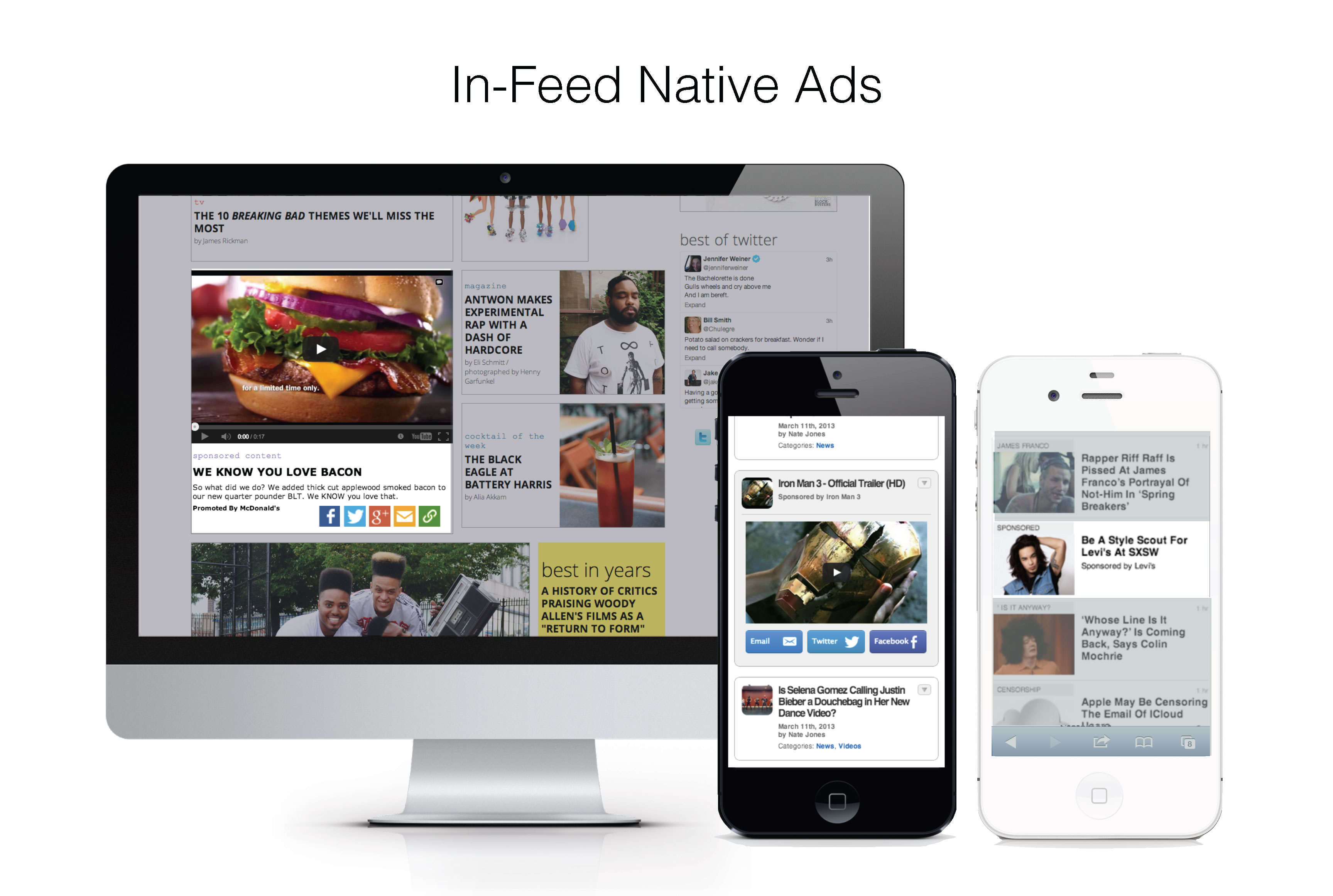 7 Popular Native Ad Networks for Small Publishers