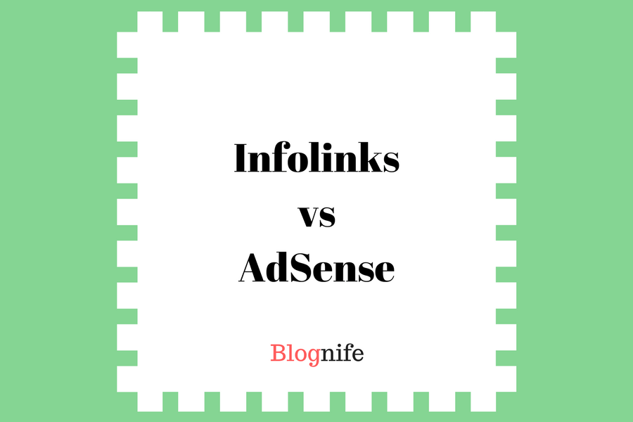 Infolinks vs AdSense- CPM Rates, Payments, and Earnings Report
