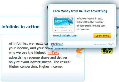 Popads vs Infolinks- CPM Rates, Payments, and Earning Report