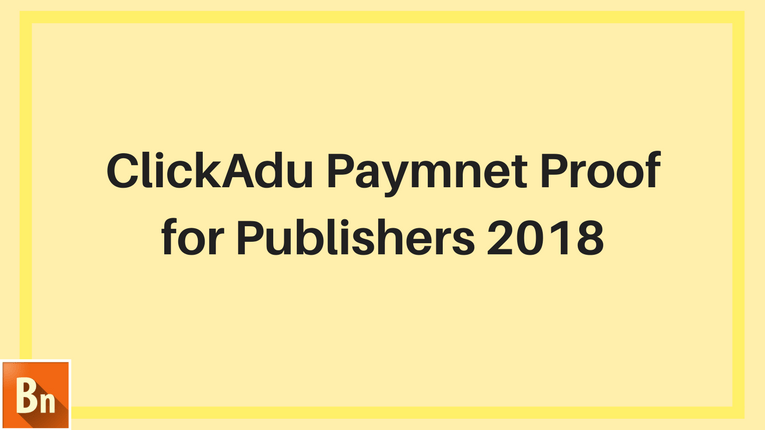 ClickAdu Payment Proof-2020