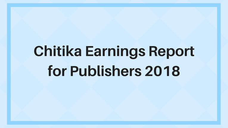 Chitika Earnings Report 2019