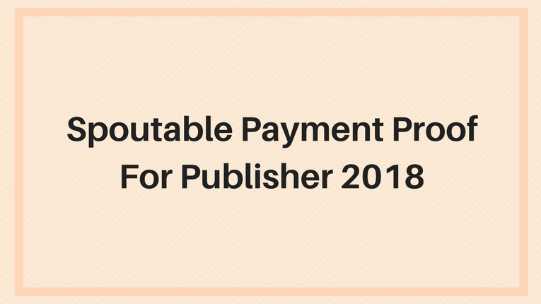 Spoutable Payment Proof 2018