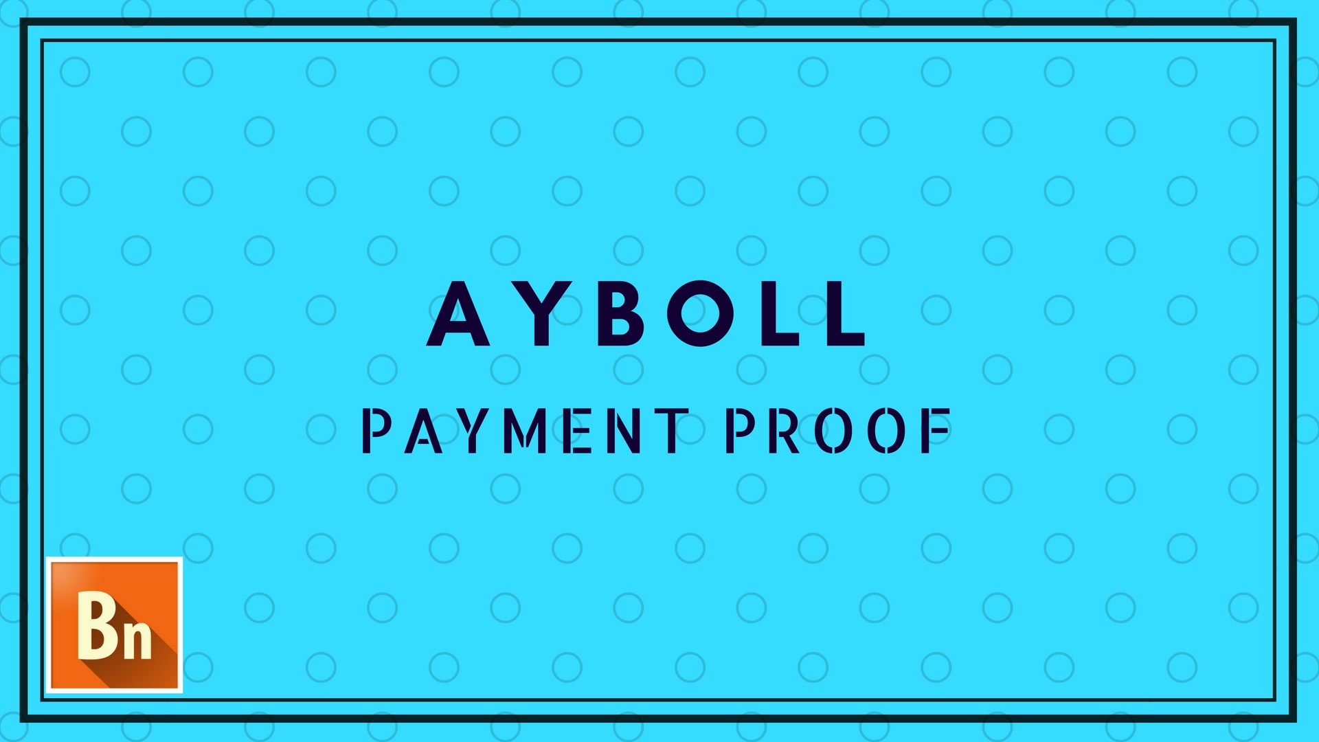 Ayboll Payment Proof and Earnings 2019