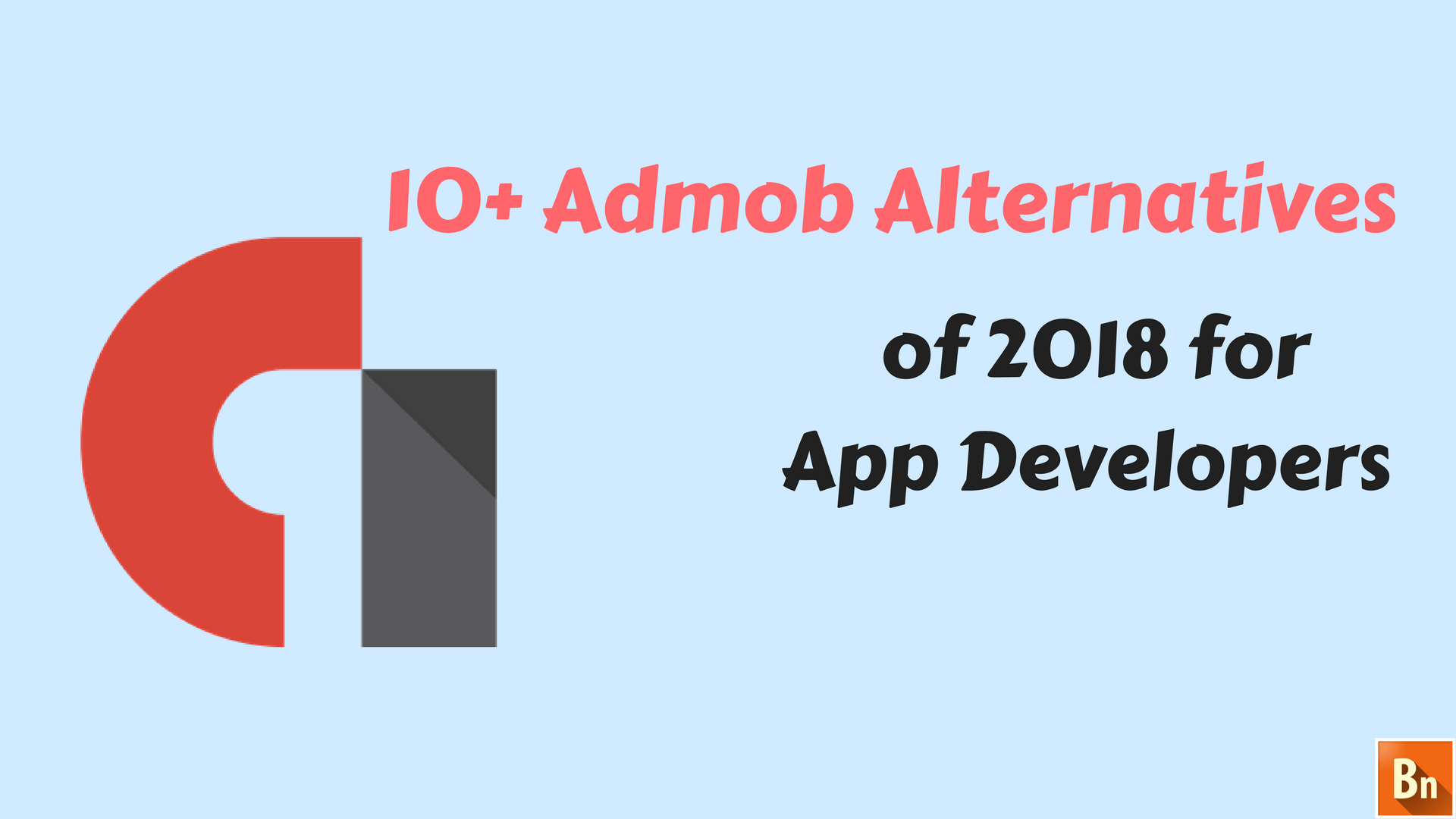 10+ Admob Alternatives  List of 2020 for App Developers