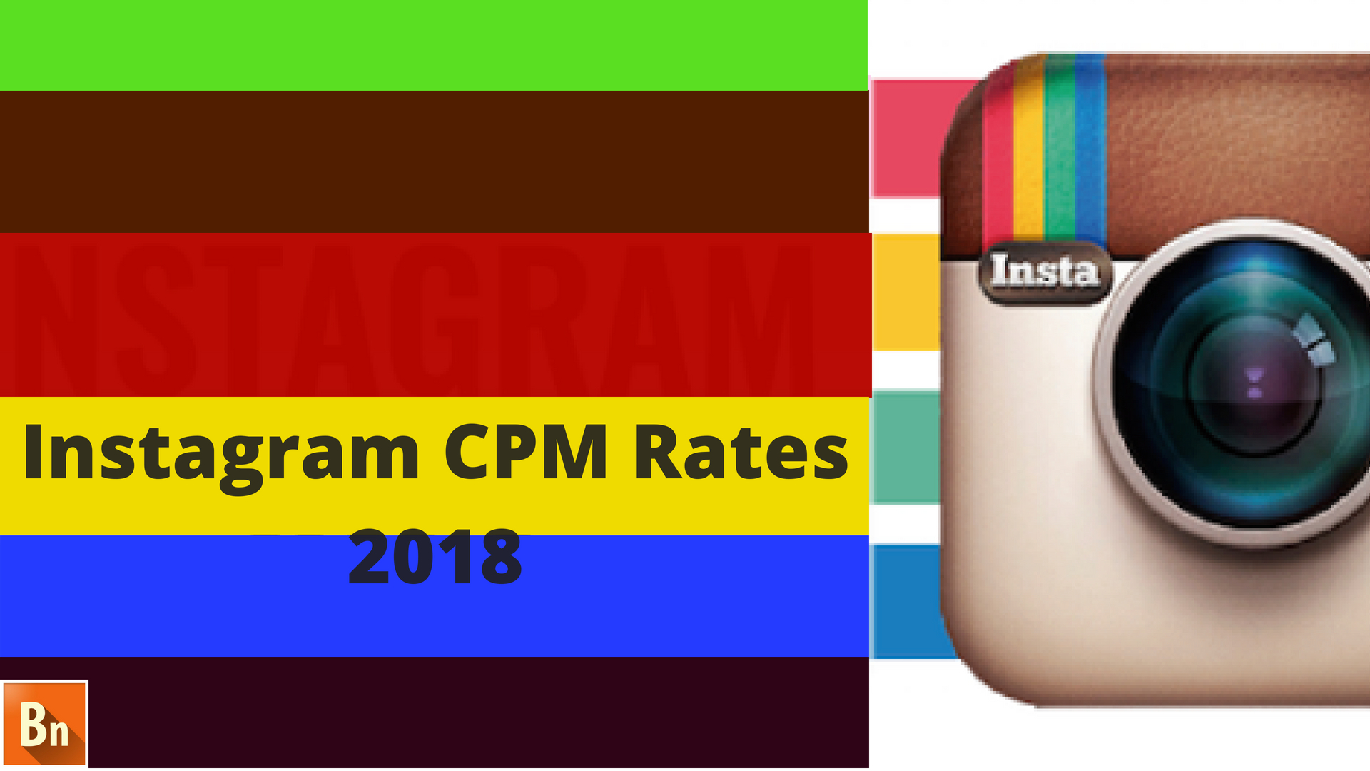 Instagram CPM Rates 2018