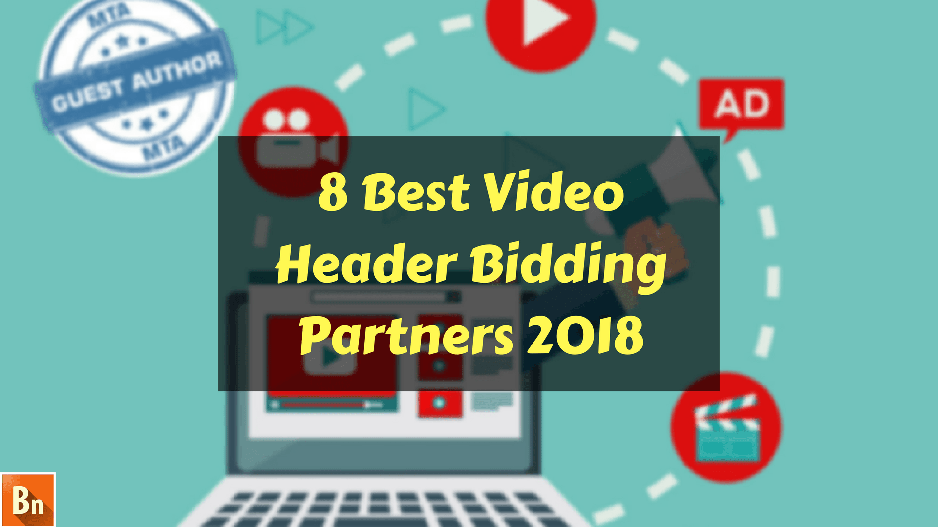 8 Best Video Header Bidding Partners 2018
