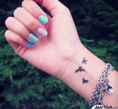 Tatuajes Pequeños Para Mujeres Inspiración