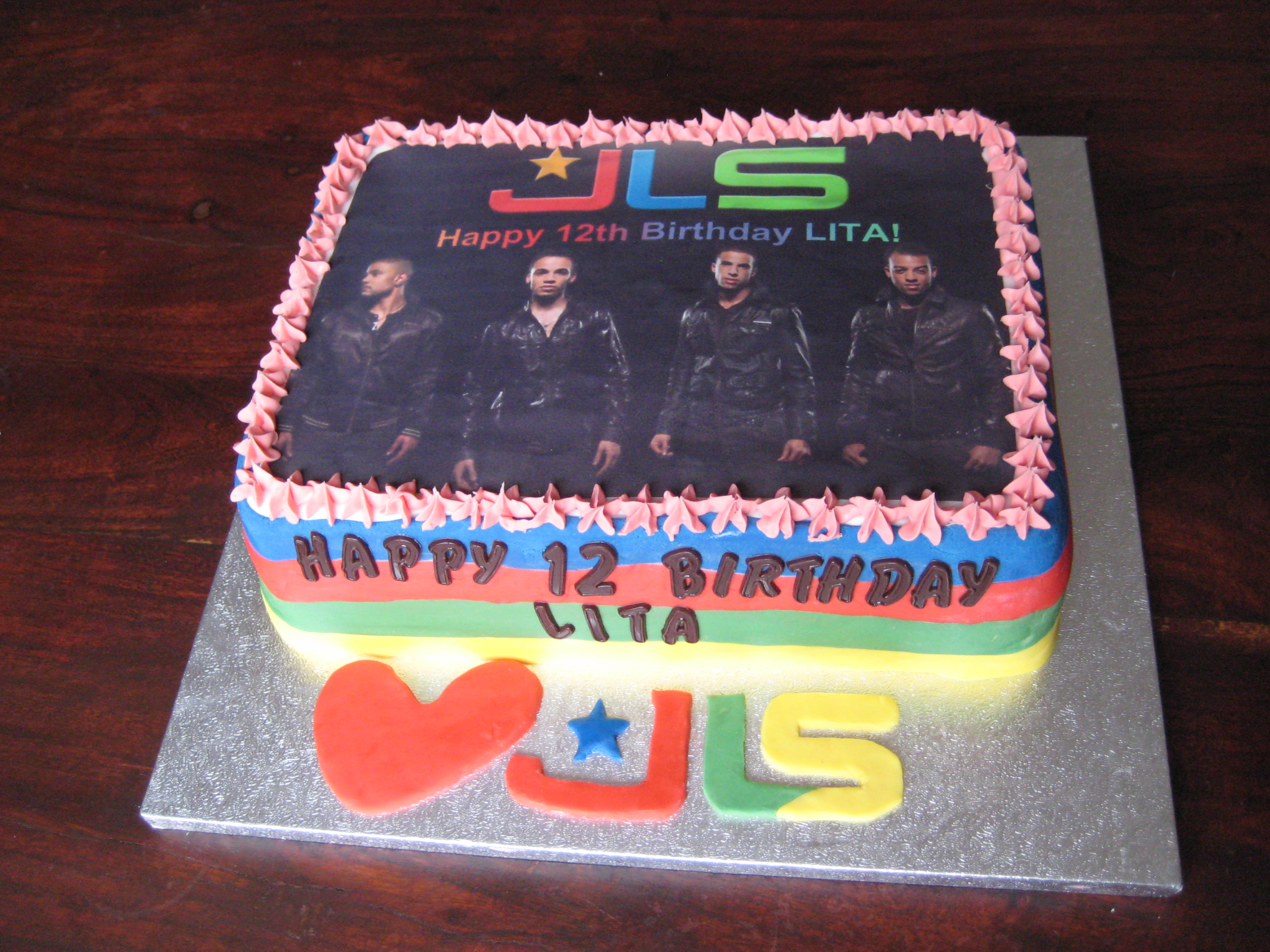 Fascinating! JLS Lover