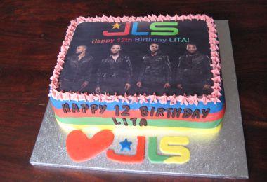 JLS Lover