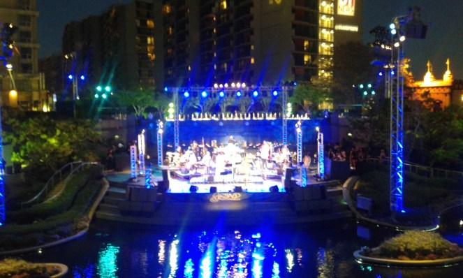 Concert Downtown LA