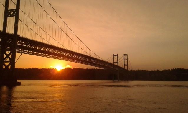 Sunset Amtrack