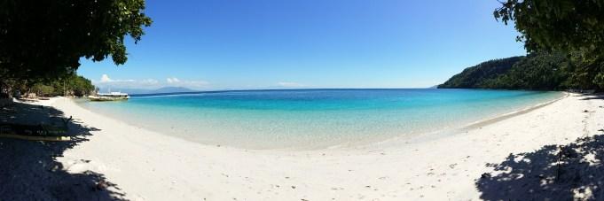 Canibad beach
