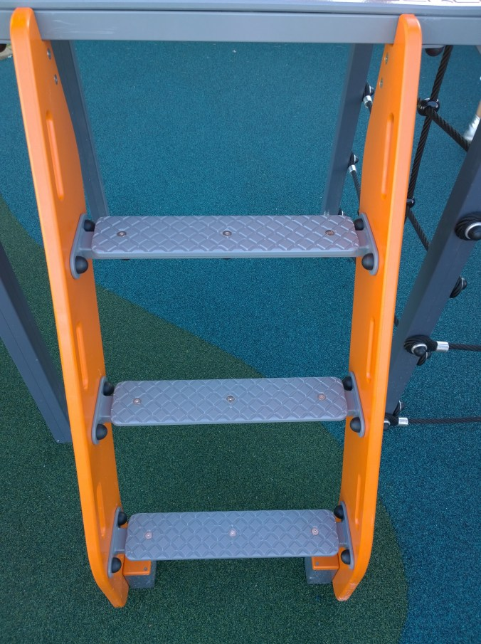stairs, climbing, playground, play, equipment, stairway